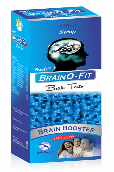SWIFT BRAINO-FIT Syrup