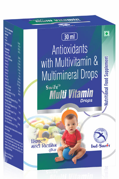 SWIFT MULTI VITAMIN � drop