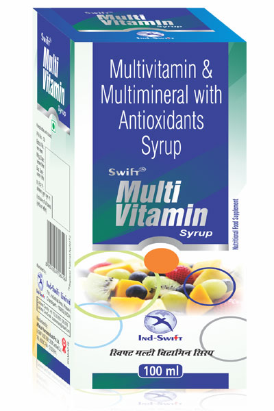 SWIFT MULTI VITAMIN Syrup