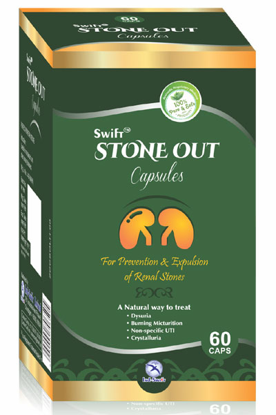 SWIFT STONE OUT Capsule